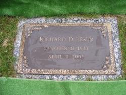 Richard Dwaine Ervin