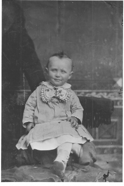 Elmer Elias Ervin (1880-1980) father of J. Willis Ervin