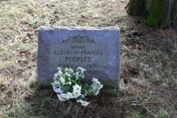 Elizabeth Frances Peoples