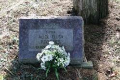 Alice Ellen Peoples
