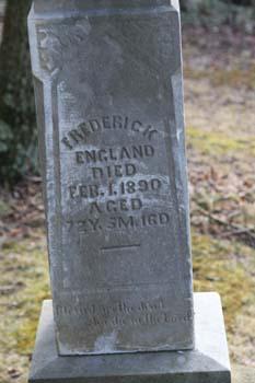 Frederick England