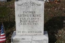 Arthur King