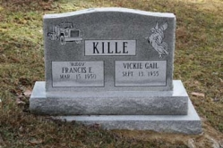 Francis E. and Vickie Gail Killie