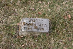 Walter McWilliams