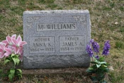 Anna K. and James A. McWilliams