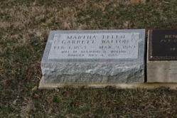 Martha Ellen Garrett Walton