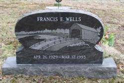 Francis E. Wells 1929-1993