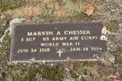 Marvin A Chesser 1918-1994