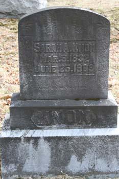 Sarah A. Knox 1832-1909