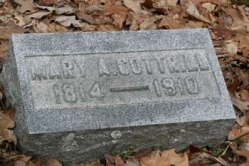 Mary A. Cottrill 1814-1910