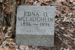 Edna O. McLaughlin 1896-1896