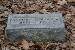 Asbury Gregory 1851-1903
