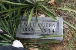 Will Queen 1869-1944