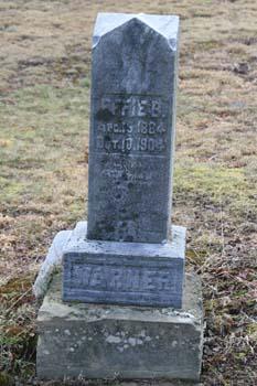 Effie B. Warner