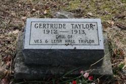 Gertrude Taylor