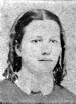 Margaret Ann Ervin, dau of Samuel Jr.