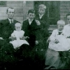 Family of Ora and Electa Ervin c.1910
