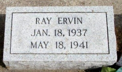 Ray Ervin
