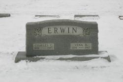 Charles C. and Vena B. ERWIN