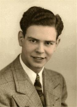 Frederick Maurice ERVIN I son of Chester ERVIN