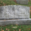 Maurice Alfred ERVIN and Sara SPURBECK