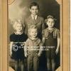Children of Owen Wesley Ervin and Lezona Mills Ervin