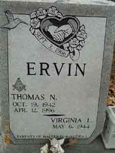 Thomas Nelson ERVIN